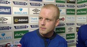 Naismith credits Everton performance