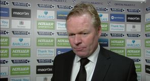 Saints dominance pleases Koeman