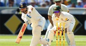 Australia v India 3rd Test Day 3