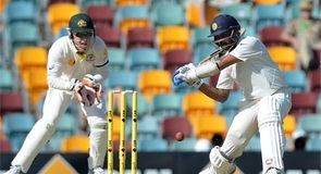 Australia v India 2nd Test Day 1