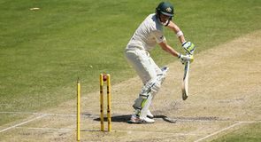 Australia v India 2nd Test Day 3