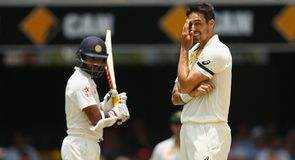 Australia v India 2nd Test Day 4