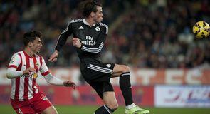 Almeria v Real Madrid