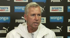 Pardew keen to forget derby