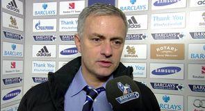 Mourinho defends Cahill