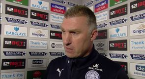 Pearson relieved after win