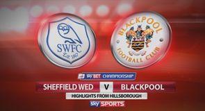 Sheffield Wednesday 1-0 Blackpool