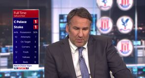 Palace pace impressed Merson