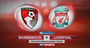Bournemouth 1-3 Liverpool