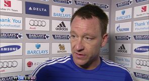 Terry: We must remain calm