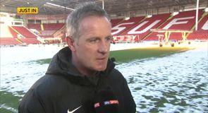 Sheffield Utd v Scunthorpe postponed