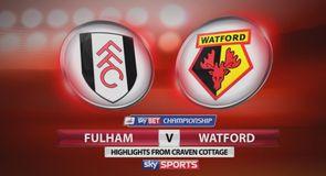 Fulham 0-5 Watford