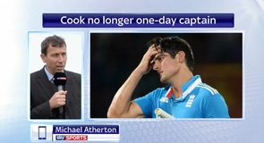 Atherton: Right decision to drop Cook