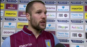 Vlaar pleased with point