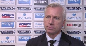 Pardew: We got punished