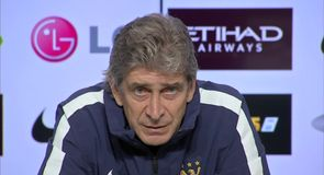 Pellegrini not counting out United