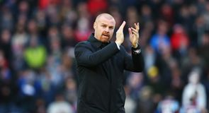 Dyche won't rush Vokes back