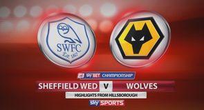 Sheff Wednesday 0-1 Wolves