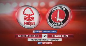 Nottingham Forest 1-1 Charlton