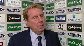 Everton v QPR - Harry Redknapp