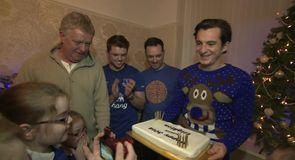 Baines surprises heroic Everton fan