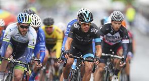 Local boy Richie Porte delighted fans at his home race in Tasmania among a quality field