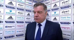 Allardyce makes changes