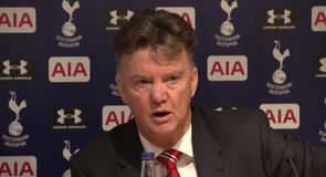 Van Gaal: We can forget titl