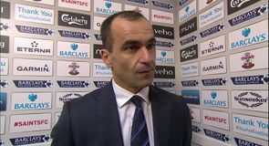 Martinez disappointed