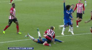 Neville on Fabregas 'dive'