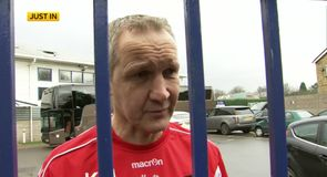 Millen focused on results