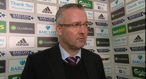 Lambert upbeat despite loss