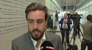 Alonso - Unfinished business at McLaren