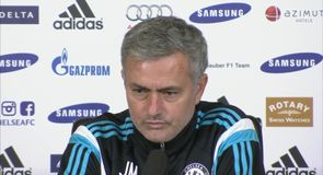 Mourinho not counting out United