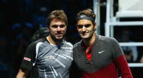 Matches of 2014 | Federer v Wawrinka