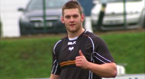 Lydiate relishing Wales return