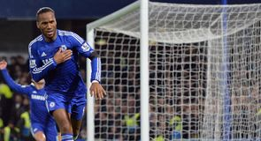 Drogba committed to Chelsea
