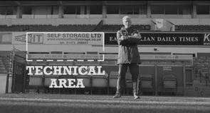 Technical Area - Mick McCarthy