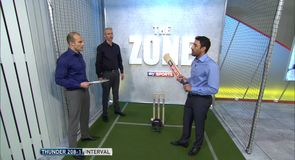 Bopara's guide on how to bat on fast wickets