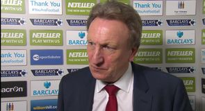 Warnock disappointed with results