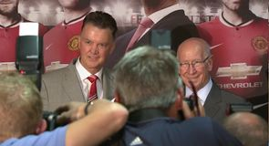 Top 5 of 2014   Man Utd