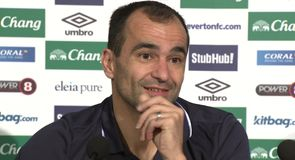 Martinez not changing the style