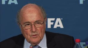 Blatter: We will publish Garcia report