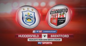Huddersfield 2-1 Brentford