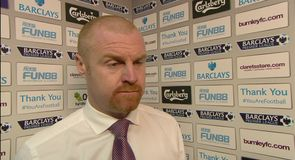 Dyche remains positive