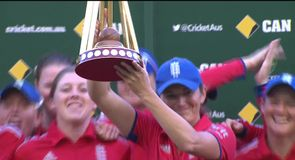 Cricket Review 2014 - England Women