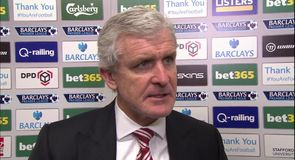 Hughes praises Diouf display