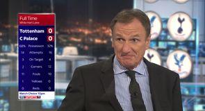 Thompson: Spurs failed to capitalise
