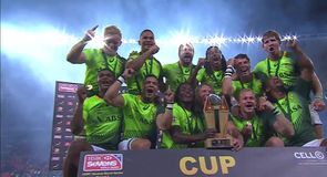 South Africa beat New Zealand in final