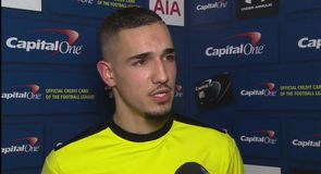 Bentaleb enjoys 'special night'